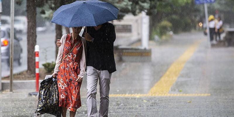 17 Ekim hava durumu: Yurdun batı kesimlerinde sağanak bekleniyor