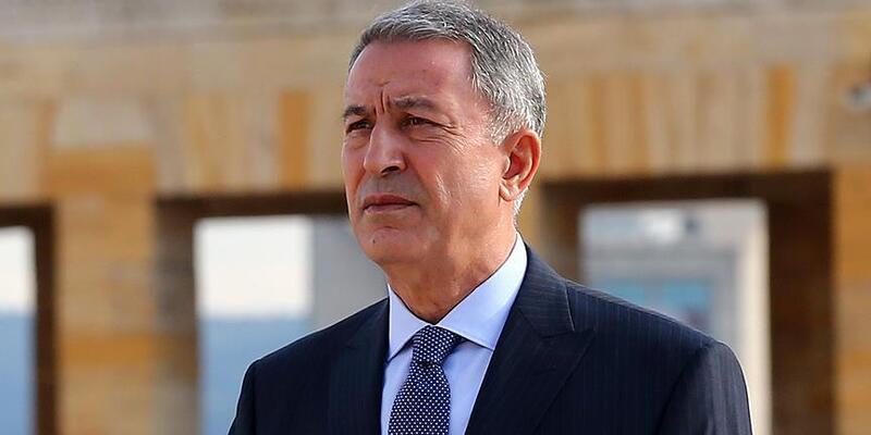 Bakan Akar'dan Azerbaycan Ordusu'na kutlama