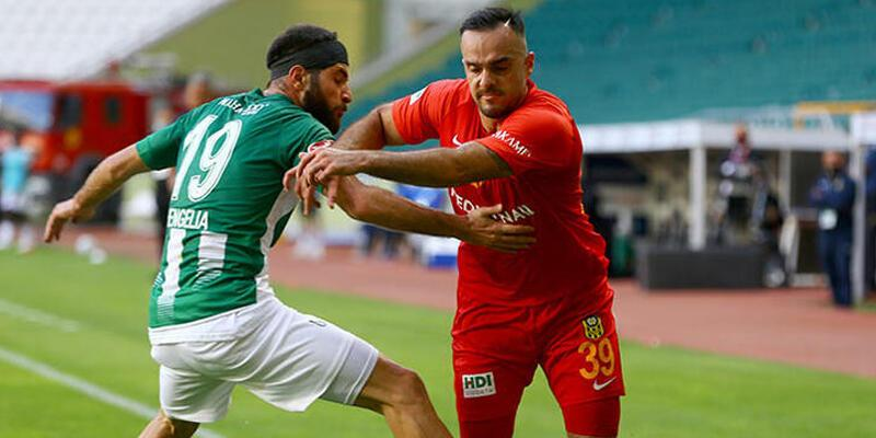 Konyaspor - Yeni Malatyaspor: 1-1