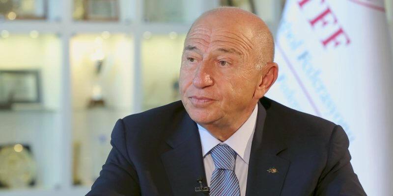 TFF Başkanı Özdemir'den transfer dönemi açıklaması