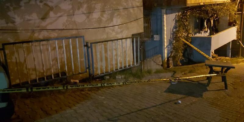 Kocaeli'nde sokak ortasında silahlı saldırı