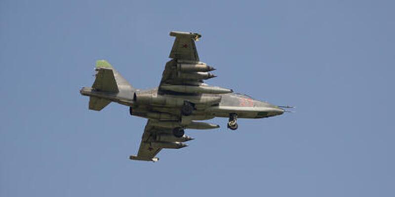 Son dakika... Azerbaycan ordusu, Ermenistan'a ait Su-25 savaş uçağını düşürdü
