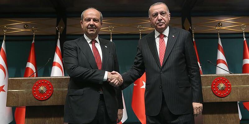 Son dakika haberi: Cumhurbaşkanı Erdoğan, Tatar'ı arayarak tebrik etti