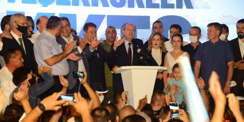 KKTC'de YSK cumhurbaşkanı seçiminin ikinci turunun kesin sonuçlarını açıkladı