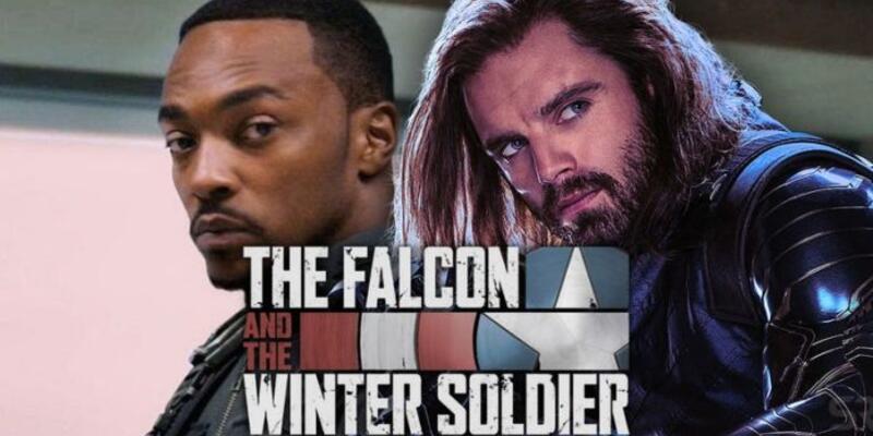 The Falcon and The Winter Soldier dizi setinden yeni görüntüler sızdırıldı