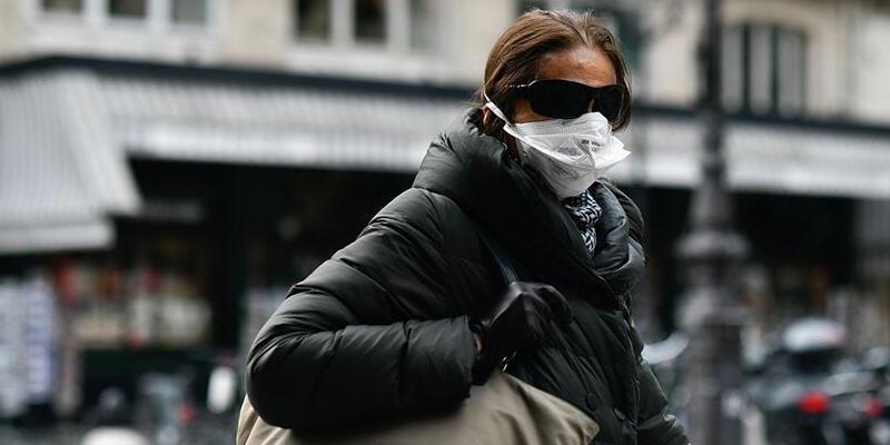 Fransa'da son 24 saatte 13 bin 243 yeni koronavirüs vakası