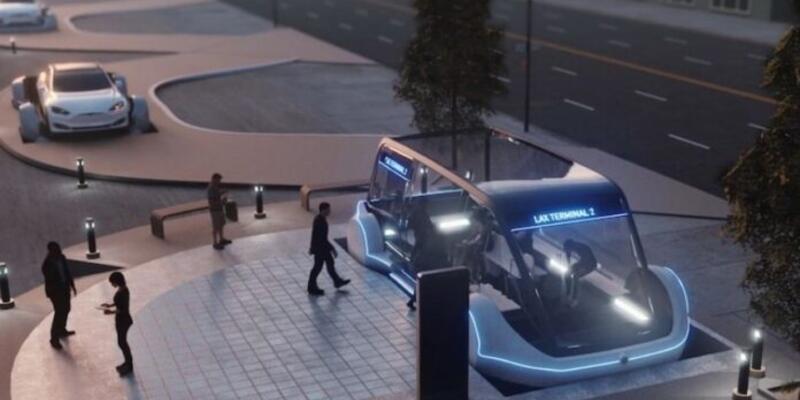 Elon Musk Vegas tüneli için ceza ödeyecek