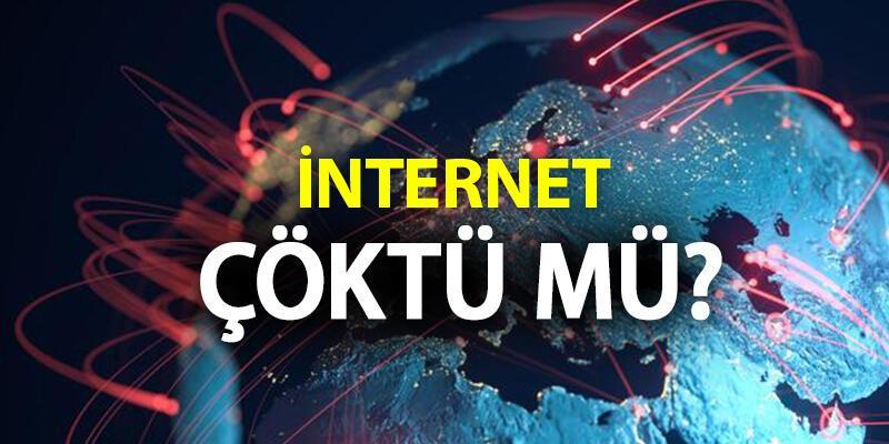 İnternet kesintisi bitti mi? 20 Ekim Türk Telekom (TTnet) ve Kablonet internet kesintisi neden oldu?