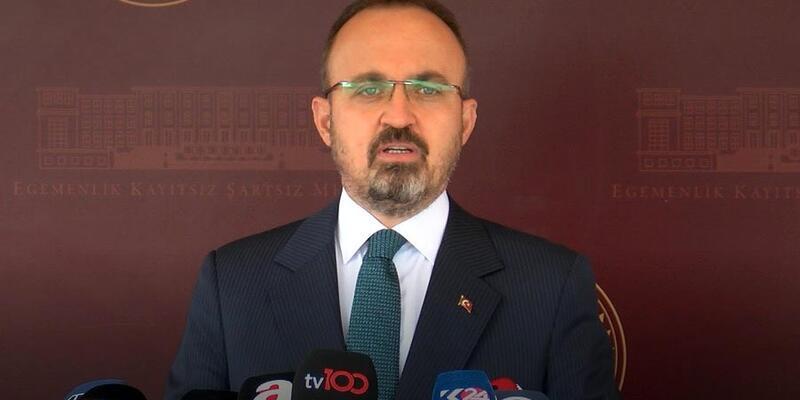 AK Parti'li Turan: Akşener, bize sataşacağına iddialara yanıt versin