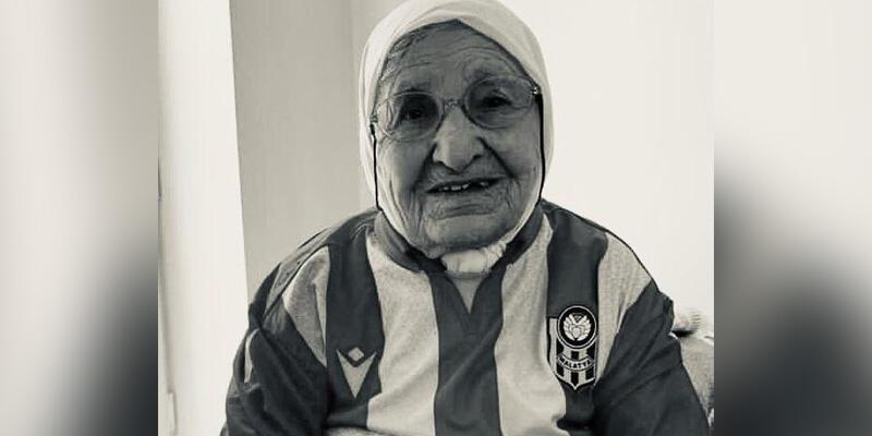 Yeni Malatyaspor'un en yaşlı taraftarı Fadime Çınar, koronavirüsten öldü
