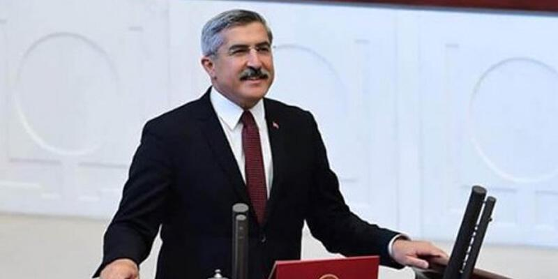 AK Parti Hatay Milletvekili Hüseyin Yayman'ın Kovid-19 testi pozitif çıktı