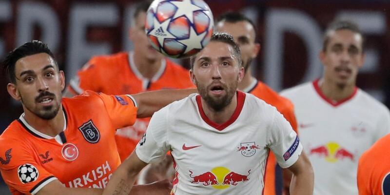 Leipzig 2-0 Başakşehir MAÇ ÖZETİ