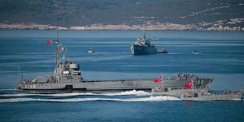 Son dakika haberi: Türkiye'den iki ayrı yeni Navtex ilanı
