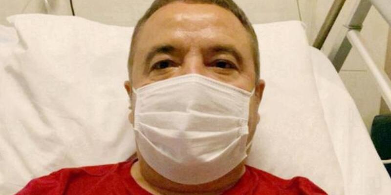 Başkan Böcek'in enfeksiyon bulguları devam ediyor