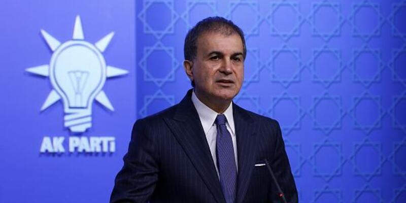 AK Parti Sözcüsü Çelik'ten Remziye Tosun'a tepki