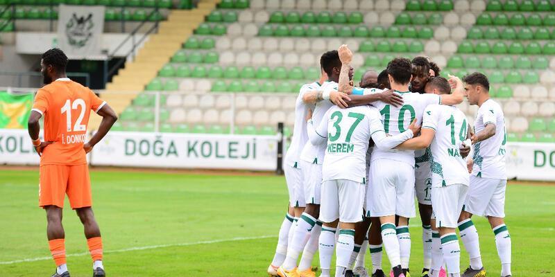 Giresunspor 4-3 Adanaspor MAÇ ÖZETİ