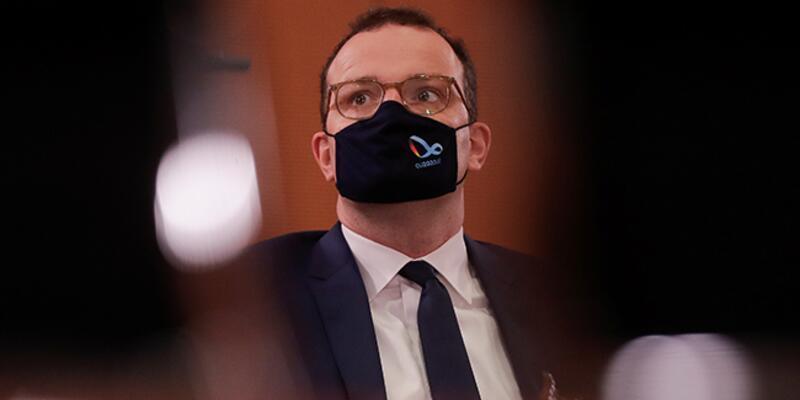 Son dakika haber... Almanya Sağlık Bakanı koronaya yakalandı