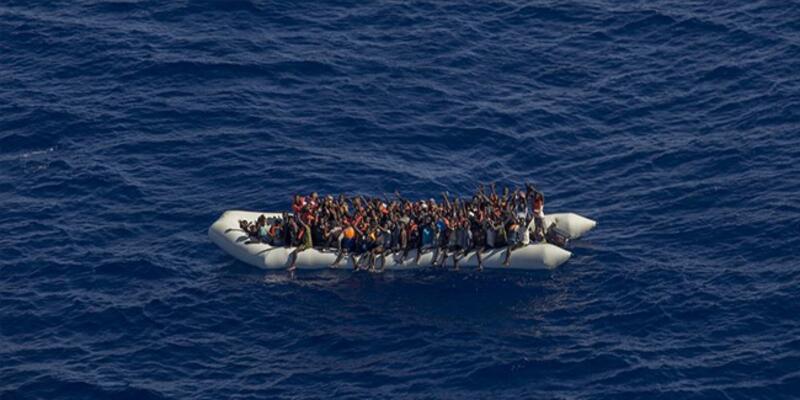 Libya açıklarında 15 düzensiz göçmenin cesedine ulaşıldı