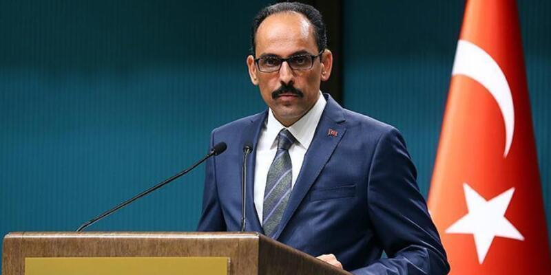 Cumhurbaşkanlığı Sözcüsü  Kalın'dan Paşinyan'a tepki: Kimin savaş istediği bellidir