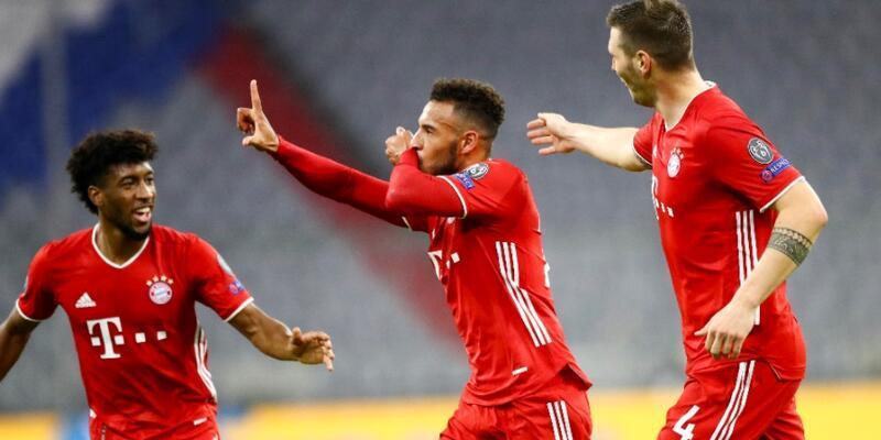 Bayern Münih 4-0 Atletico Madrid MAÇ ÖZETİ