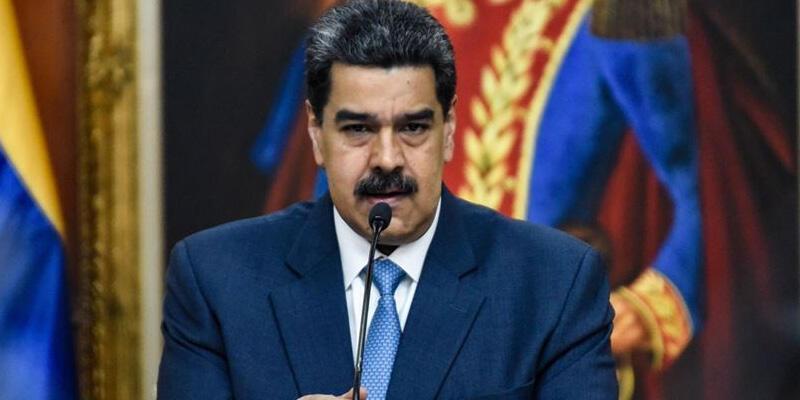 Trump yönetiminin Maduro'nun görevden ayrılması için Venezuelalı yetkiliyle görüştüğü iddia edildi