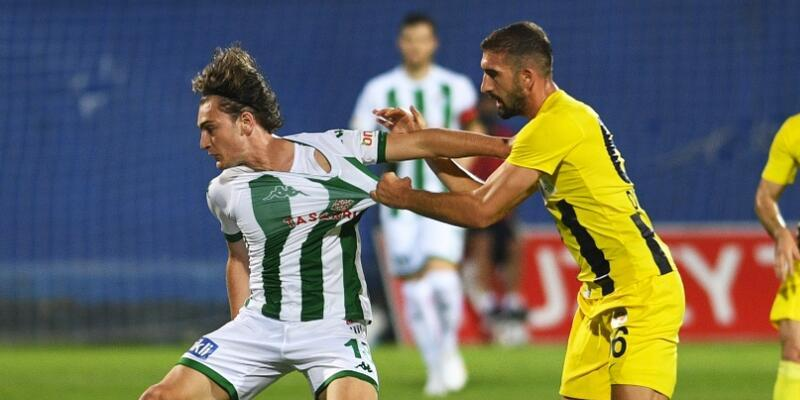 Menemenspor 2-1 Bursaspor MAÇ ÖZETİ
