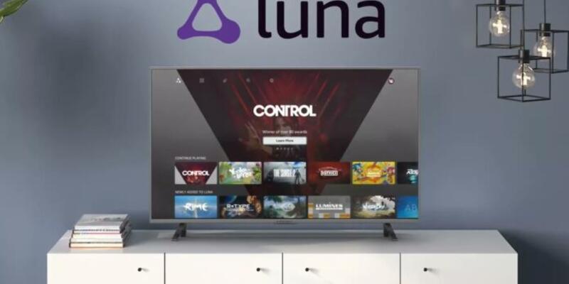 Amazon Luna oyun severler için yeni bir kanal