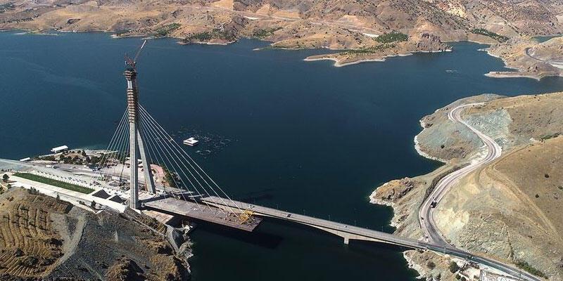Kömürhan ve Tohma köprüleri aralık ayında açılacak