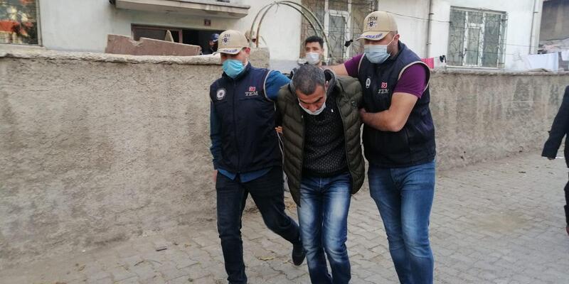 DEAŞ'ın sözde Musul eski sorumlusu Yozgat'ta yakalandı