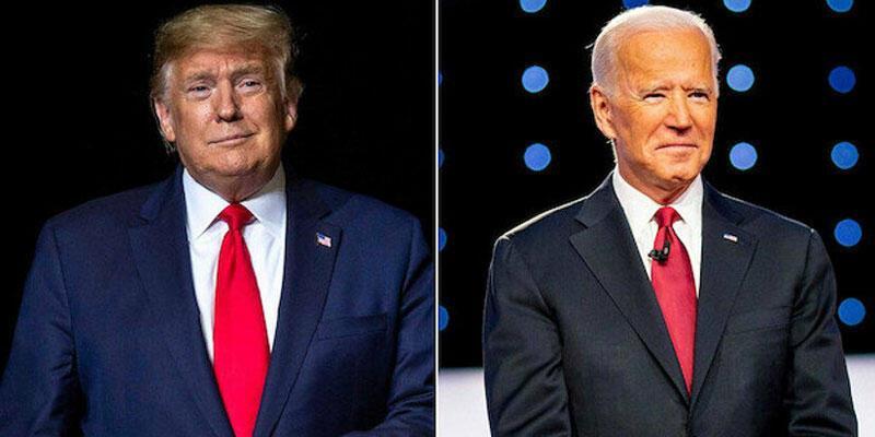 Trump mı, Biden mı? Son seçim anketi yayınlandı