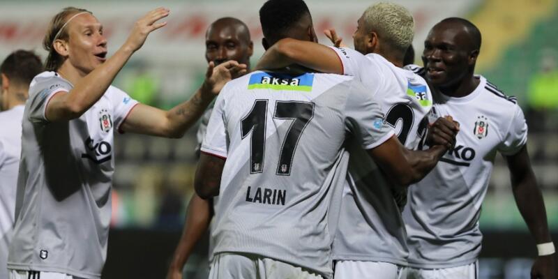 Denizli'de 5 gol, 1 kırmızı kart