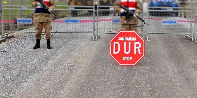 Çanakkale'de 3 köy karantinaya alındı