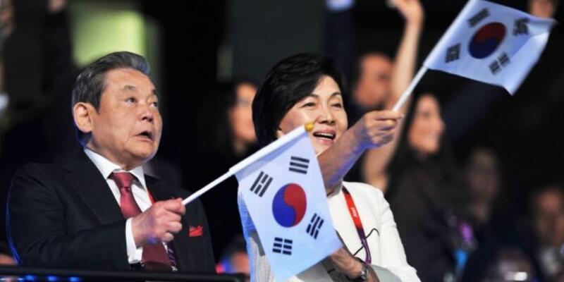 Samsung başkanı Lee Kun-hee'nin mirası dudak uçuklatan cinsten