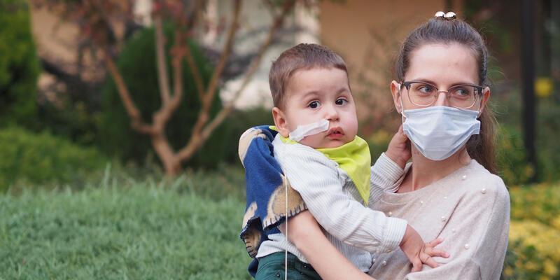 SMA hastası 1,5 yaşındaki Mert için zaman daralıyor