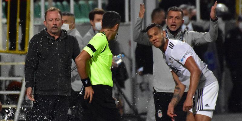 Beşiktaş son dakika haberleri: Josef'e en az 2 maç ceza bekleniyor!