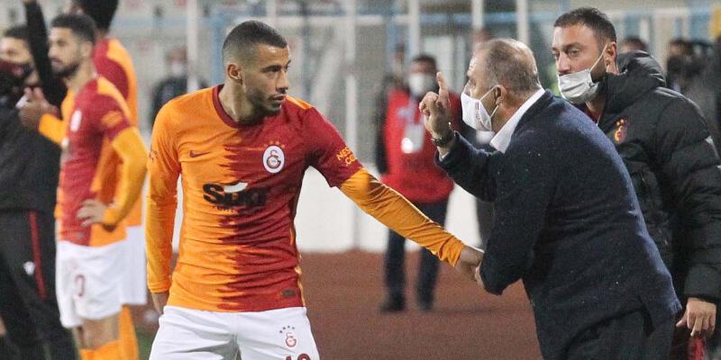 Son dakika... Galatasaray'da Belhanda'nın tedavisine başlandı