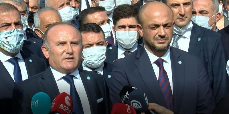 İYİ Parti'de il başkanları, Özdağ'ın ihracı için dilekçe verdi
