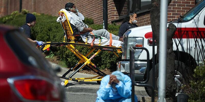 ABD'de ölenlerin sayısı 231 bin 174'e çıktı