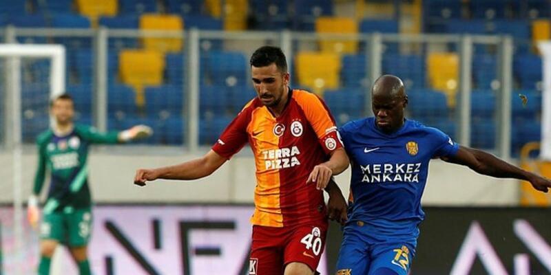 Galatasaray-Ankaragücü maçı oynanacak