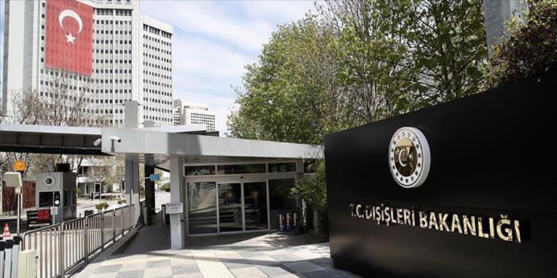 Son dakika haberi... Türkiye'den Ermenistan'a tepki: En ağır şekilde kınıyoruz