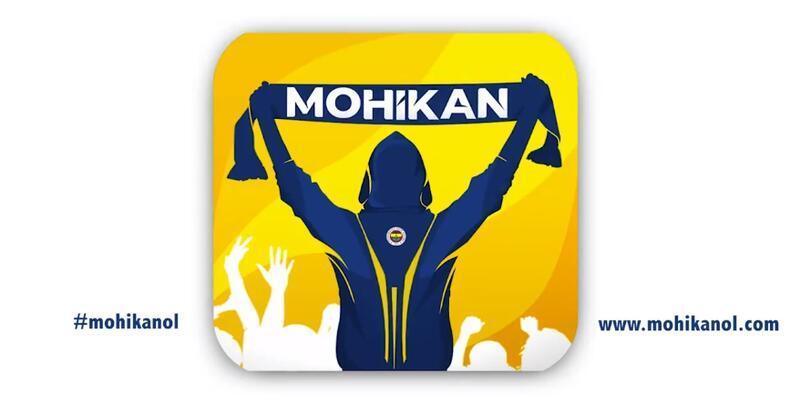 Fenerbahçe Mohikan'ı tanıttı