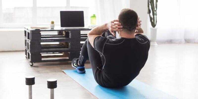 Cardio Hareketleri: Evde Hangi Cardio Hareketleri Yapılabilir? Evde Yapılabilecek Egzersizler