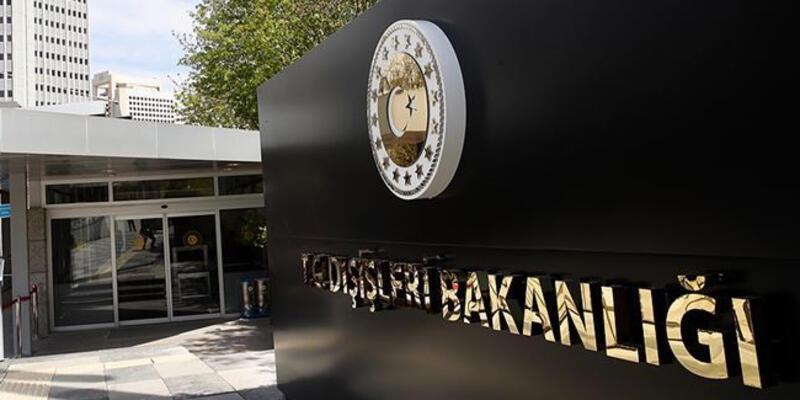 Son dakika haberi... Fransa'nın Ankara Büyükelçiliği Maslahatgüzarı Dışişleri'ne çağırıldı