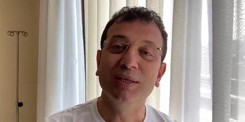Ekrem İmamoğlu'nun sağlık durumuyla ilgili Bakan Koca'dan açıklama