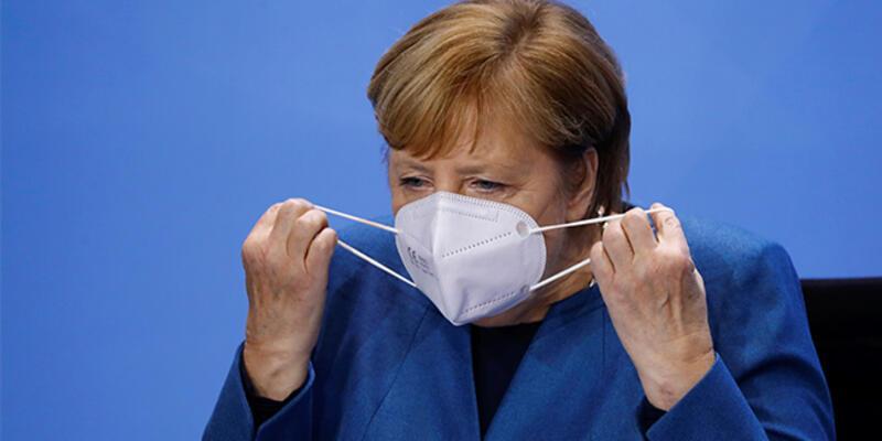 Merkel'den 'ulusal çaba' çağrısı