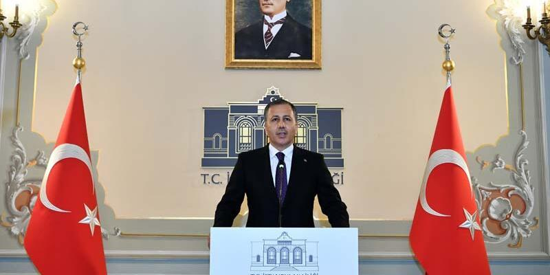 İstanbul Valiliği'nde Cumhuriyet Bayramı töreni