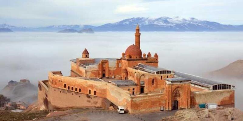 İshak Paşa Sarayı nerede? İshak Paşa Sarayı hangi ilimizde? Hangi padişah yaptı?