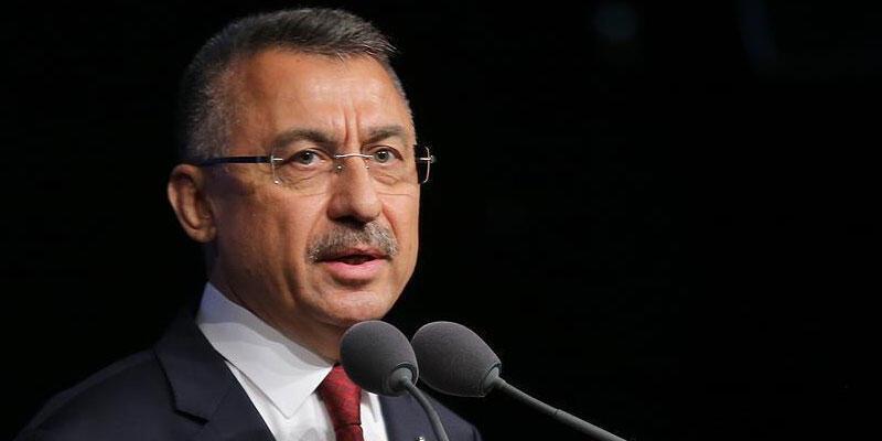Cumhurbaşkanı Yardımcısı Oktay, Fransa'daki terör saldırısını kınadı