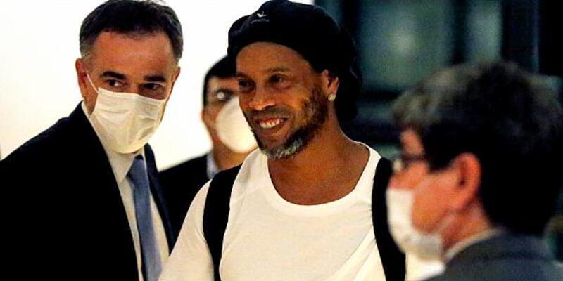 Ronaldinho'dan Azerbaycan'a destek