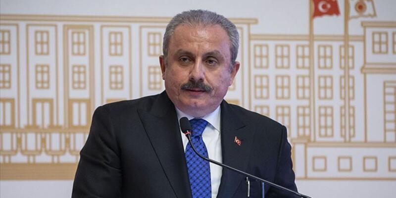 TBMM Başkanı Şentop: Devletimiz İzmir için teyakkuzda